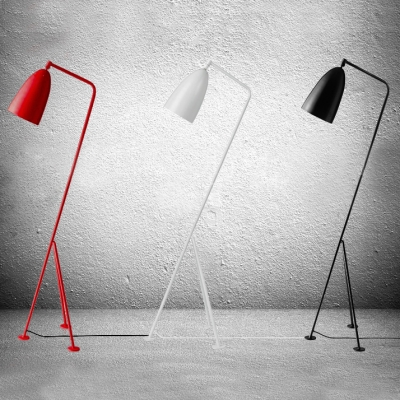 Colorful And Beautiful  Designer Floor Lamps With Cup Shade 50.3Height