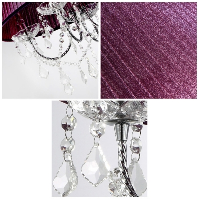 Romantic and Beautiful Purple Shade 19.6