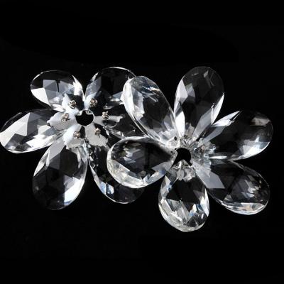 Charming Flower Motif Design Completed Contemporary Elegant Multi Light Pendant