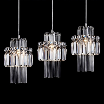 Create Contemporary Look Perfect For Your Home with this Multi Light Pendant