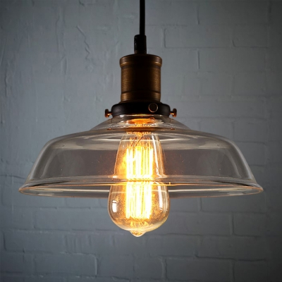 Fashion Style Pendant Lights Bronze Industrial Lights