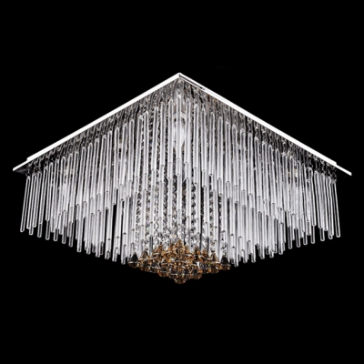 Grandeur Square Stainless Steel Canopy 23.6
