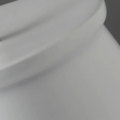 Modern Style Designer Pendant Light In White Finished 9.8