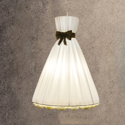 "Beautiful And Romantic Floral Designer Pendant Light 19.6""Wide"