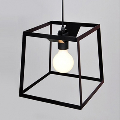 Graceful and chic wrought iron cube cage 98wide designer mini graceful and chic wrought iron cube cage 98wide designer mini pendant lighting aloadofball Choice Image