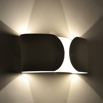 """Bold Design Tie Wall Light Great For Your Home 7""""Wide"""