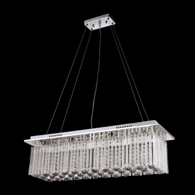 Grand Crystal Pendant Chandelier Creates Sparkling Addition to Any Room You Like