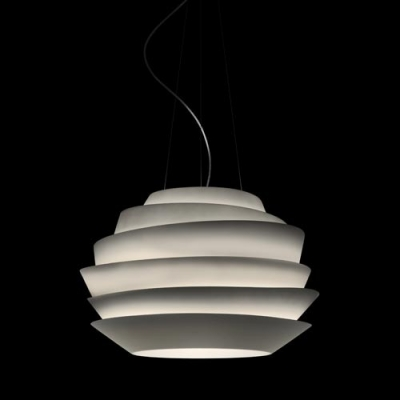 Hanging Suspension Light Sun 15.7""