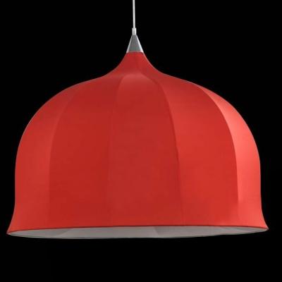"""31.5""""Wide Elastic Fabric Umbrella Designer Style Large Pendant Light"""