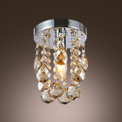 Fashion Style Close to Ceiling Lights Crystal Lights – Close to Ceiling Crystal Chandelier
