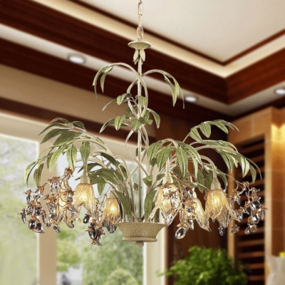 Radiant and Glimmering Chandelier Makes Bold Elegant Statement for Your Home