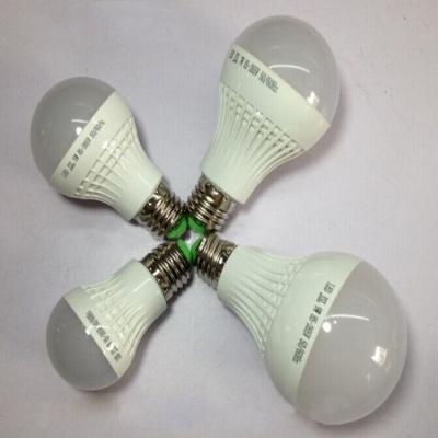 10Pcs 6000K  7W 220V E27LED Globe Bulb 5730SMD 180°