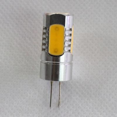 140-170lm 12V G4 5W Cool White Light LED Corn Bulb