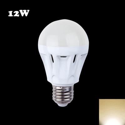 2835SMD 150lm E27 12W LED Bulb Warm White Light