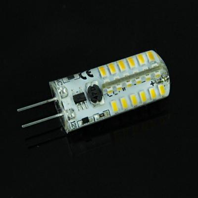 Cool White Light 2W 12V 48-Leds Mini G4 Corn Bulb