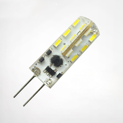 Cool White Light AC/DC12V G4 LED Corn Bulb