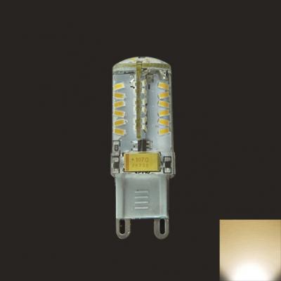 2.5W 12V 57-Leds Mini G9 Corn Bulb Yellow Light