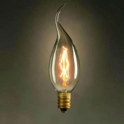Mini C35 220V  E14 40W Edison Bulb