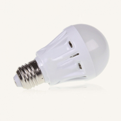 SMD2835 12W E27 Cool White  Light Plastic LED Globe Bulb