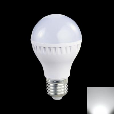 5W 300lm E27  Cool White Light LED Ball Bulb