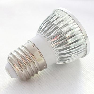 E27 4W 220V Cool White Light LED Par Bulb