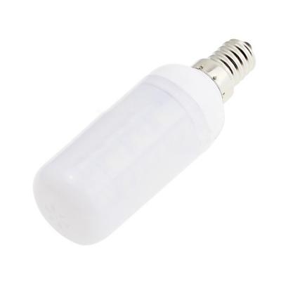 220V E14 36LED-SMD5730 4W 6000kCorn Light