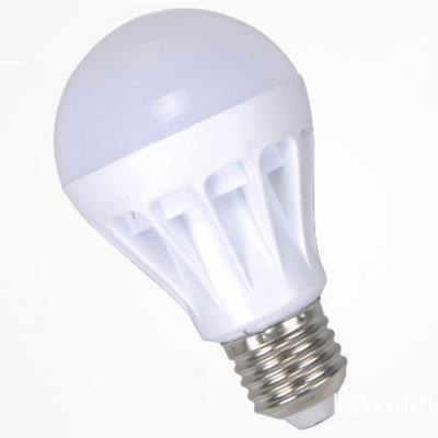 5W E27 Warm White Light LED Globe Bulb