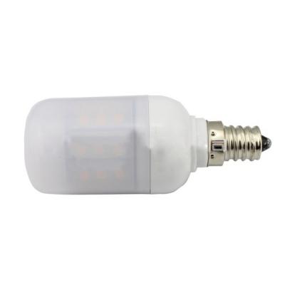 10Pcs E12 6000K 300lm 85-265V 3.6W LED Bulb