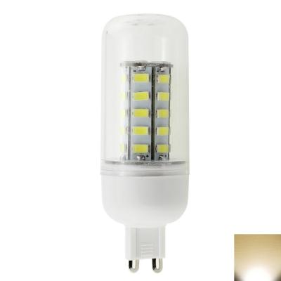 110V G9 36LED-5730SMD Clear 4W Corn Bulb