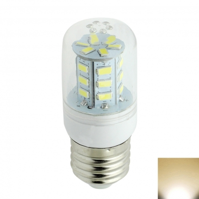 220V LED Edison Bulb E14 2W Candle Yellow Light