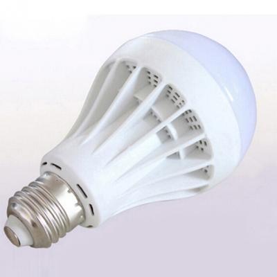 E27 Cool White 15W 5Pcs  350lm 5730SMD LED Globe Bulb