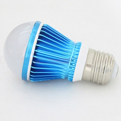 LED Bulb 10Pcs E27 5W Sky Blue 300lm Cool White Light