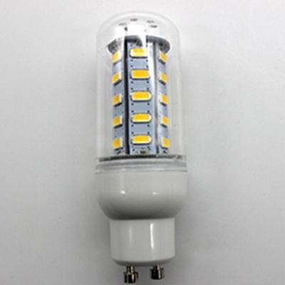 100lm 10Pcs  7w 3500K GU10 220V 24-Leds Corn Bulb