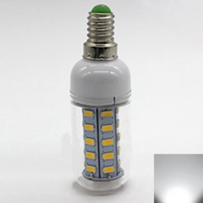 Image of 100lm 7W 6000K E14 220V 24-Leds Corn Bulb