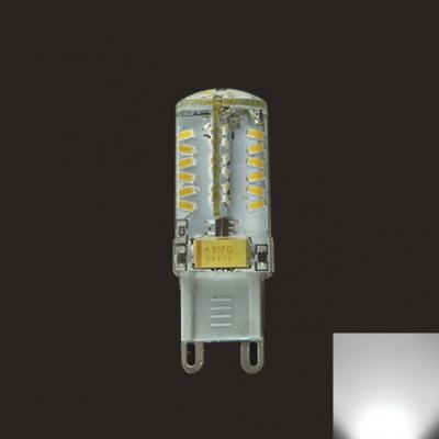 2.5W 12V 57-Leds Mini G9 Corn Bulb Cool White Light
