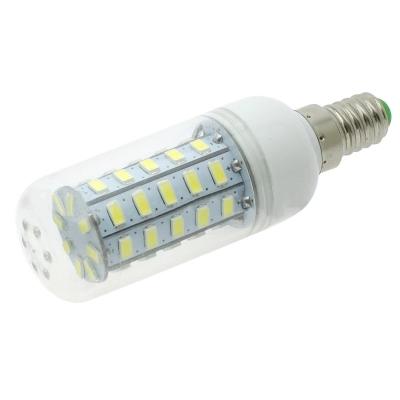 6000K 5730SMD 5W E14  Clear LED Corn Bulb