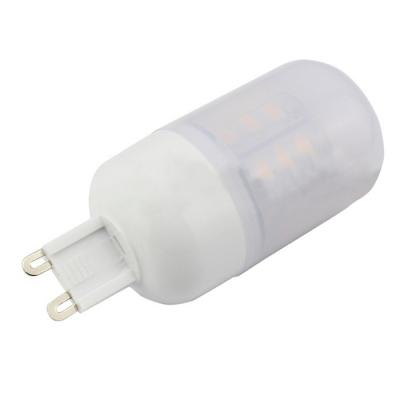 3000K 27-5730SMD Frosted G9  Bulb  3.6W 9-30V