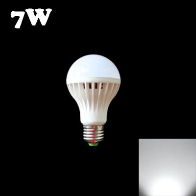 6000K E27 7W Sound & Light Controlled  LED Bulb