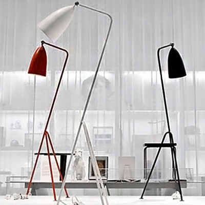 """Colorful And Beautiful  Designer Floor Lamps With Cup Shade 50.3""""Height"""