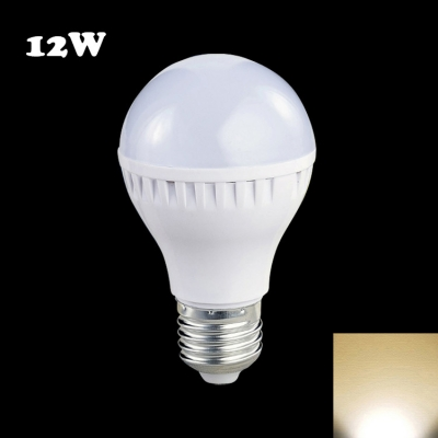 2835SMD 300lm E27 12W Warm White Light LED Ball Bulb