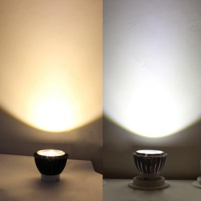 Alumimium E27 COB 3W LED 220V  Bulb