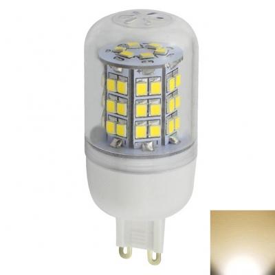 Clear Warm White 12-24V G9 5W  LED Corn Bulb