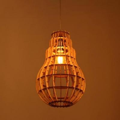 gourd shaped 19 6 wide large designer pendant light add