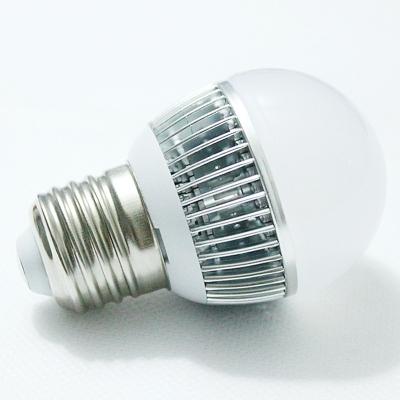 10 Packs 220V 3W E27 6000K 350lm 6Leds Globe Bulb