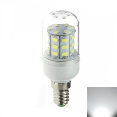 220V LED Edison Bulb E14 2W Candle Yellow Light