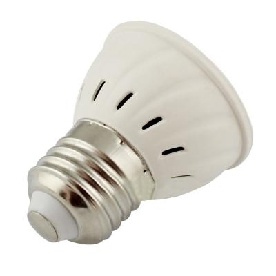 Cool White E27 LED Bulb 3.6W 220V 30-SMD 5050