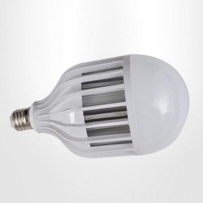 PC Material 72Leds E14 50W 6000K LED Globe Bulb