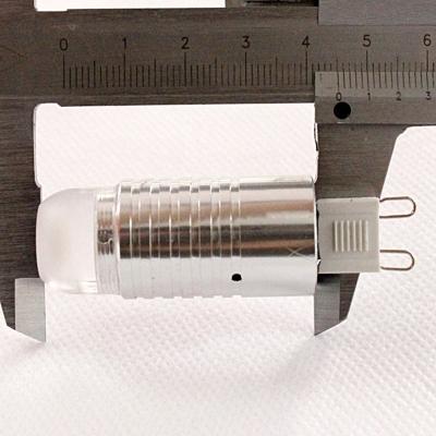 10Pcs G9 3W 220V Cool White Light LED Corn Bulb
