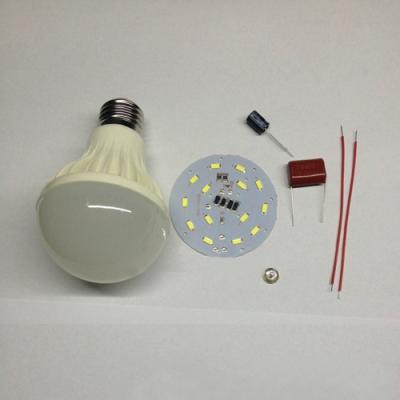 115*70mm14Leds  SMD5630 PP 220V 2800K LED Globe Bulb