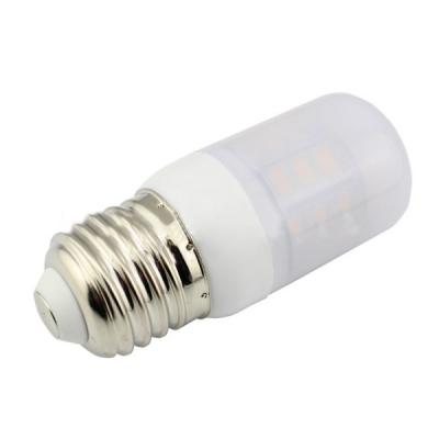 White 300lm 220V 3.6W LED Bulb E27 6000K